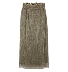 By-Bar Isabelle skirt Goud