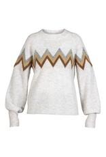 Blue Sportswear Pull Moldova knit grijs