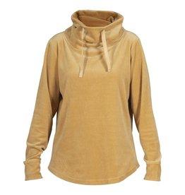 Blue Sportswear Sweater Smila velvet honey