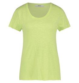 Penn&Ink T-shirt basic lime