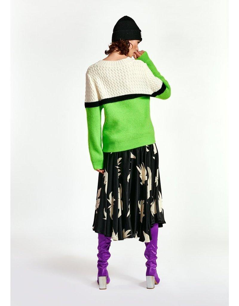 Essentiel Essentiel Pullover Wontrol zigzag