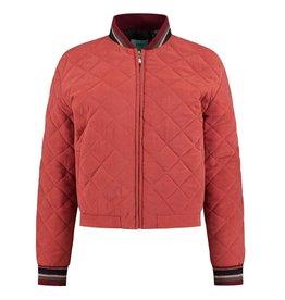 Pom Amsterdam Jacket Rusty red by Katja