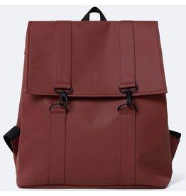 Rains MSN Bag Mini Bordeaux