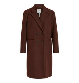 Object Coat lina coffee