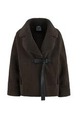Goosecraft Coat Bruin/Groen