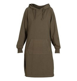 Blue Sportswear Dress Kara hood Olive