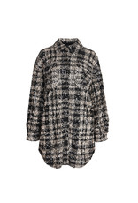 Essentiel Shirt Wayne sequin oversized