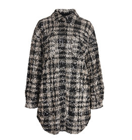 Essentiel Shirt Wayne sequin oversized
