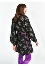 Essentiel Dress Wealth high collar