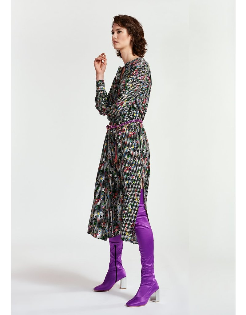 Essentiel Dress Wuric Multicolor