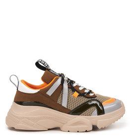Essentiel Sneakers Wanna Bruin