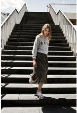 By-Bar Isabelle skirt Goud