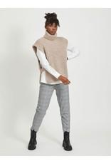Object Waistcoat Stella knit beige