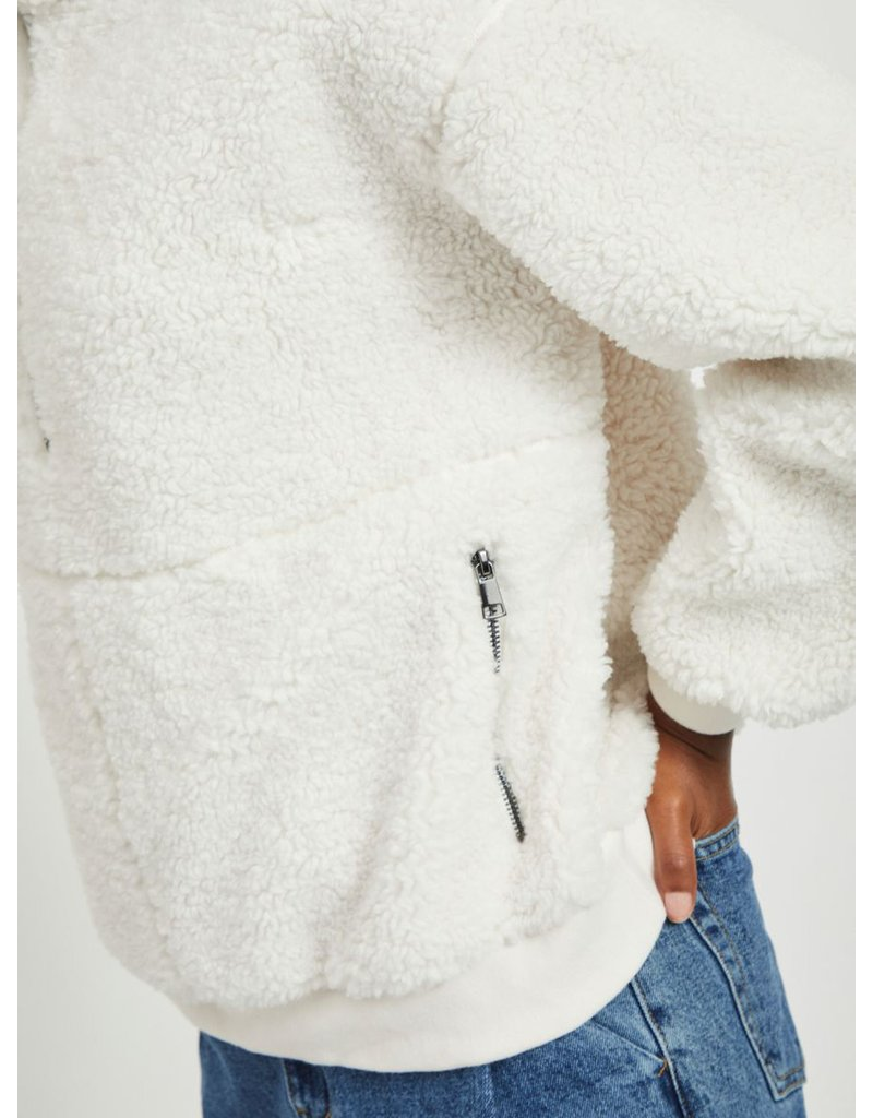 Object Jacket short Tedda ls wit