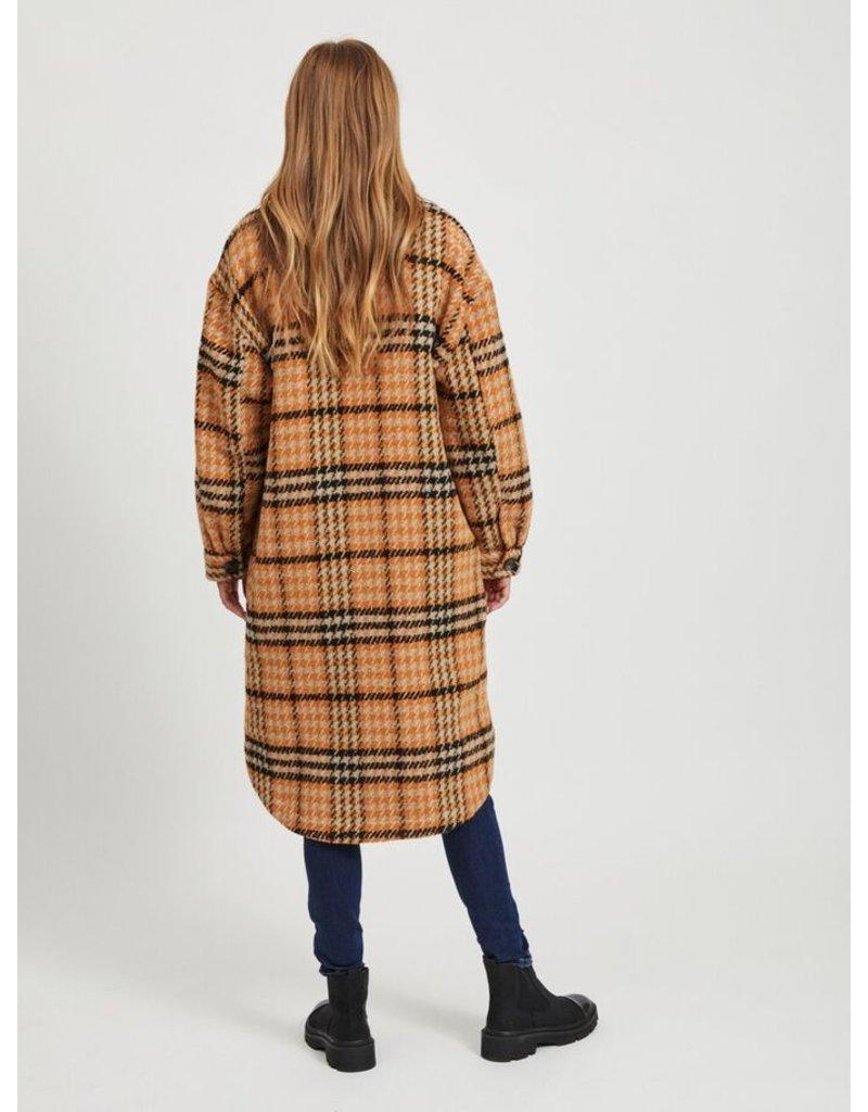 Object Coat long Lola Ruit