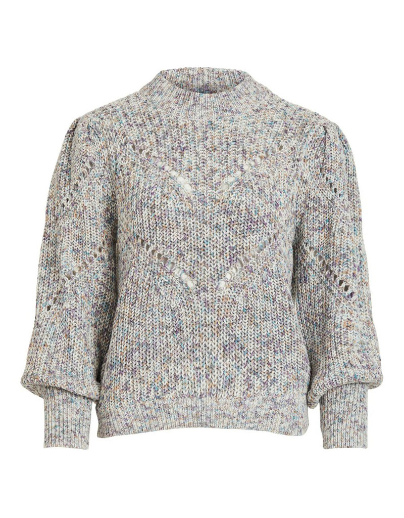 Object Knit pullover dannie multicolor