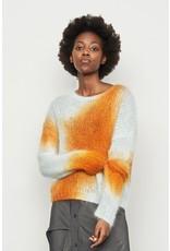 Rabens Saloner Sweater Edel soft blend boxy ginger