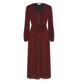 Fabienne Chapot Lange jurk met print
