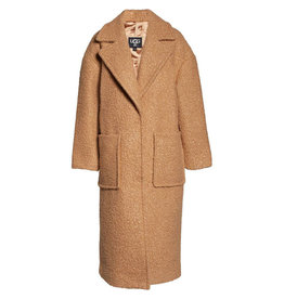 Ugg Long Coat Hattie Camel