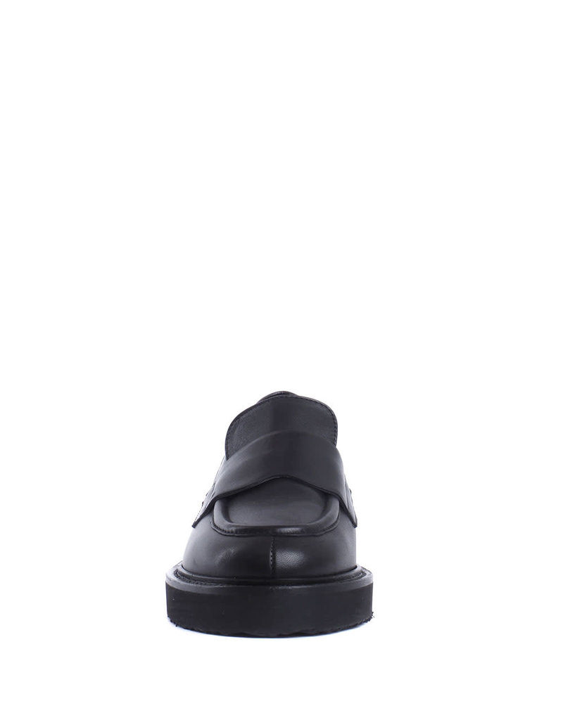 Carmens Loafer Nelly Daily  Zwart