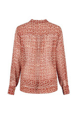 Circle of Trust Oranje blouse aiden