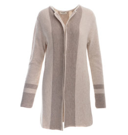 Be Pure Cardigan champagne