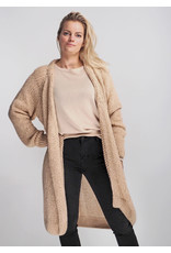Be Pure Knit cardigan sand