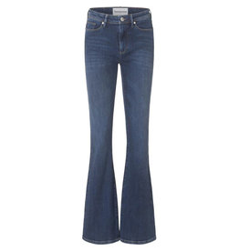 Tomorrow Albert flare jeans denimblue