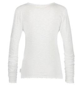 Penn&Ink Shirt longsleeve basic wit