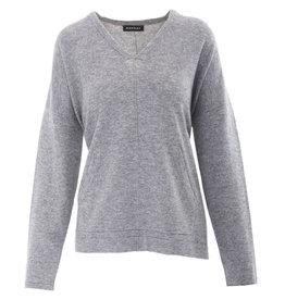Repeat Pullover light grey