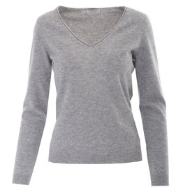 Repeat Pull 100% cashmere light grey
