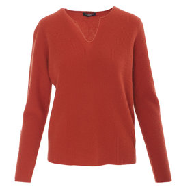 Repeat Pull 100% cashmere paprika
