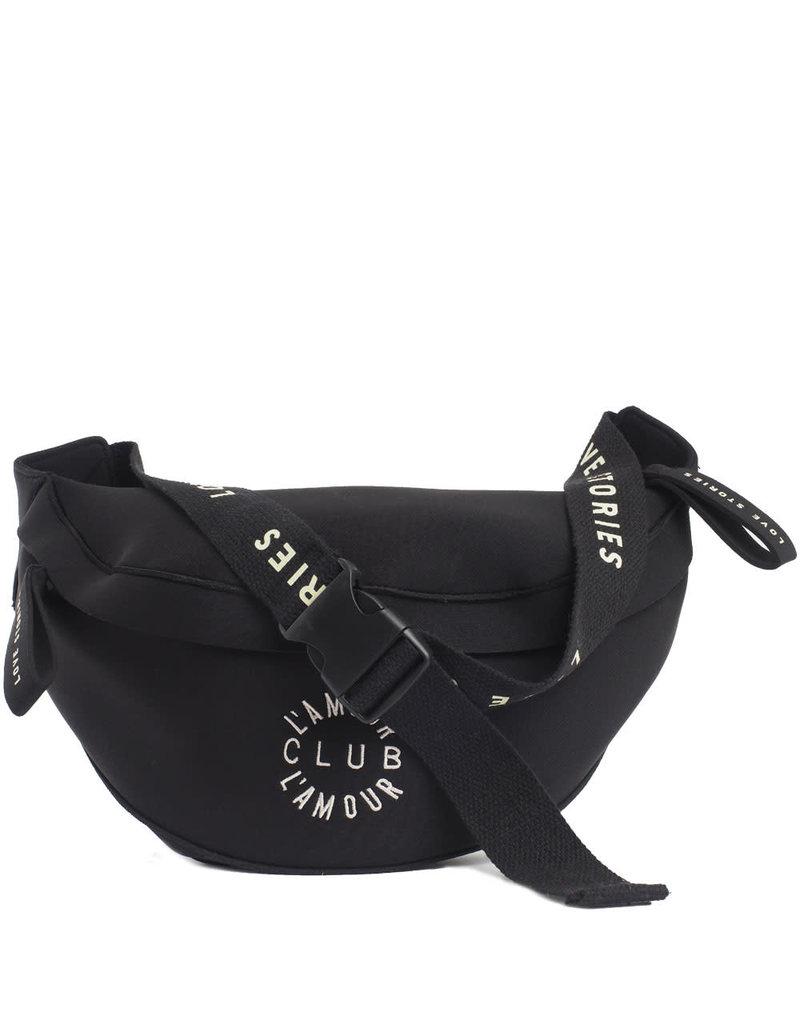 LoveStories Bag bubble bum Zwart