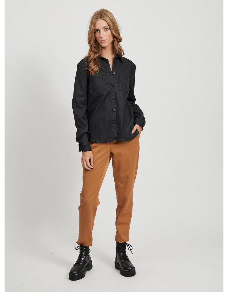 Object Object coated shirt belle - 024830