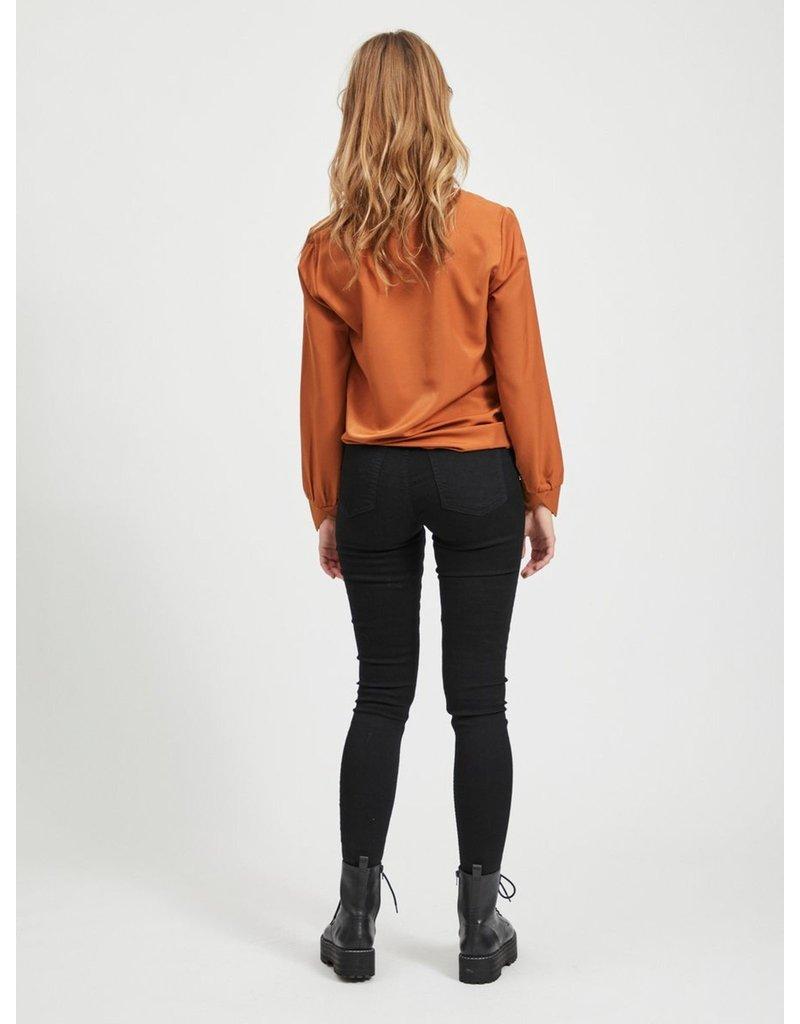 Object Jeans skinny Sophie zwart