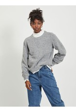 Object Knit Pullover eve nonsia grey