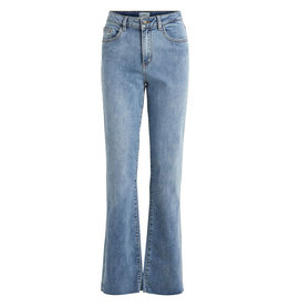 Object Jeans Win mw straight long medium blue