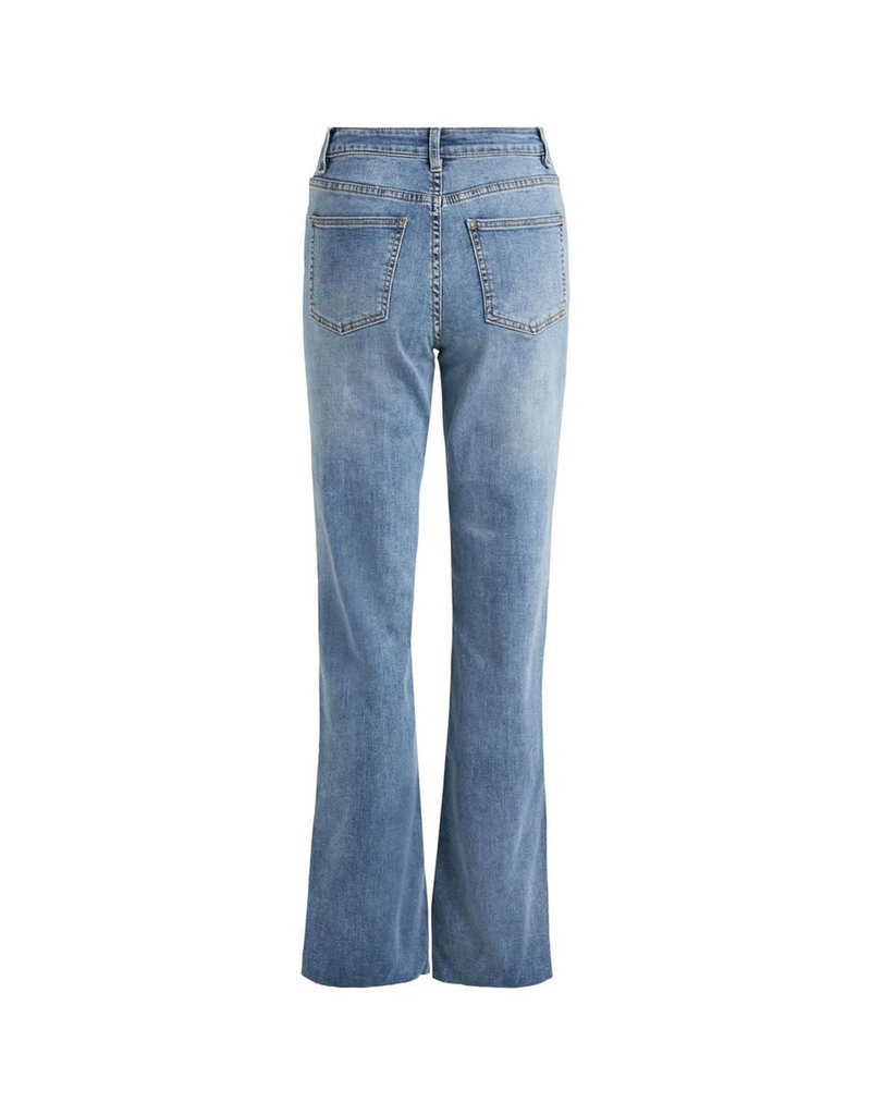 Object Jeans Win mw straight long medium blue