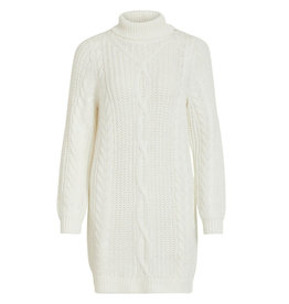 Object Ava rollneck knit dress