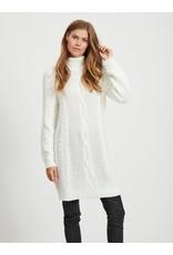 Object Ava rollneck knit dress