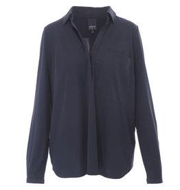 Japan TKY Donkerblauwe blouse Kaemi