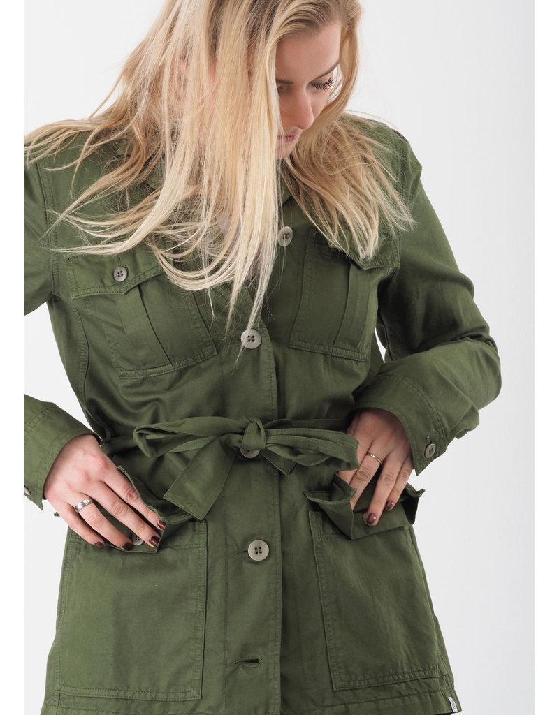 Penn&Ink Jacket Groen