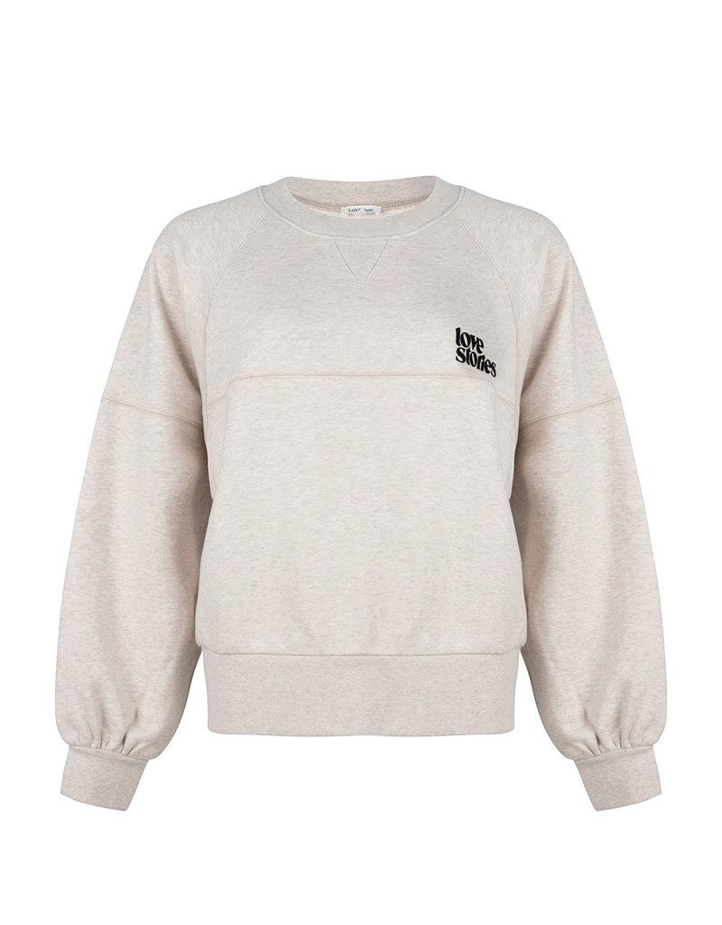 LoveStories Sweater Boris Beige
