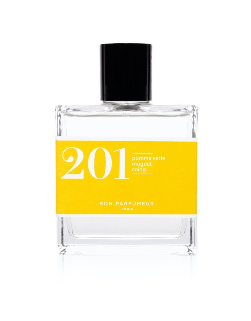 Bon Parfumeur 201 | Granny smith, lily of the valley, coince