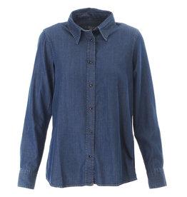 Blaumax Blauwe blouse