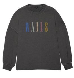 RAILS Sweater Reeves print