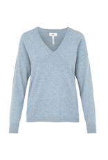 Object V-neck knit pullover Thess