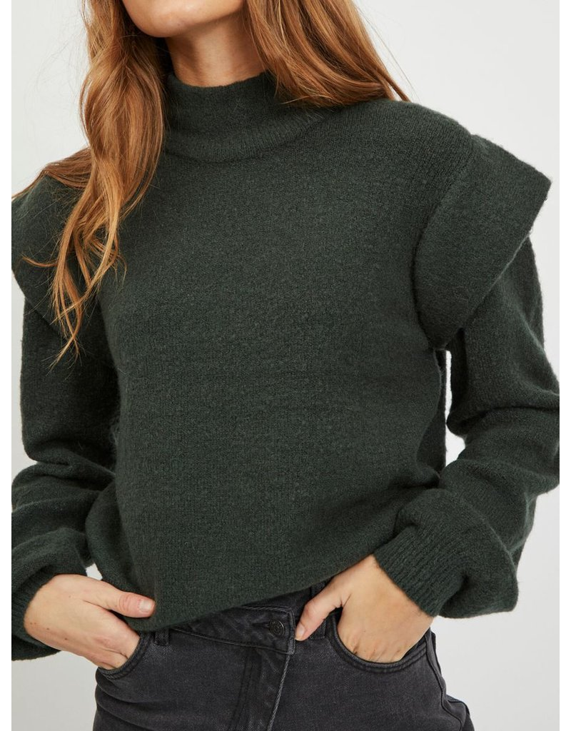 Object Knit Pullover Manni
