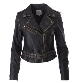 Goosecraft Biker Marly Offblack