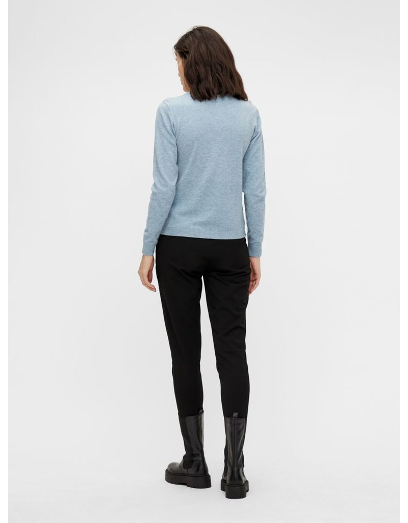 Object O-neck knit pullover Thess